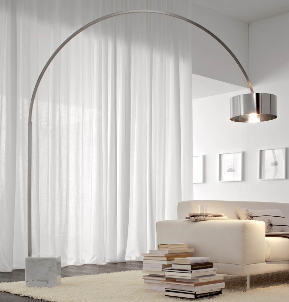 Iluminat interior modern amenajari interioare poze si for Modern floor lamps for living room