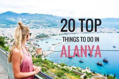 Alanya all inclusive, vacanta pentru oameni destepti!