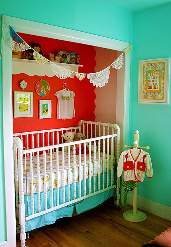 dormitor nou nascuti