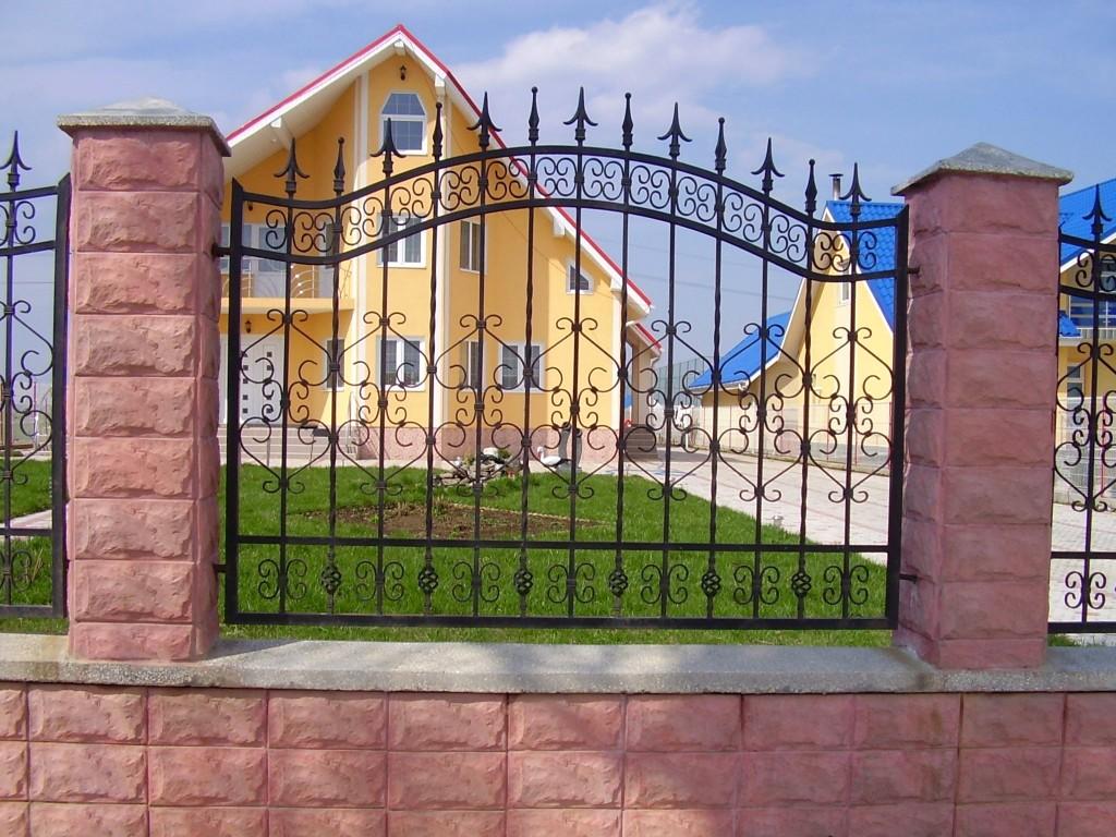Un gard pentru fiecare casa amenajari interioare poze for Modele de garduri pentru case