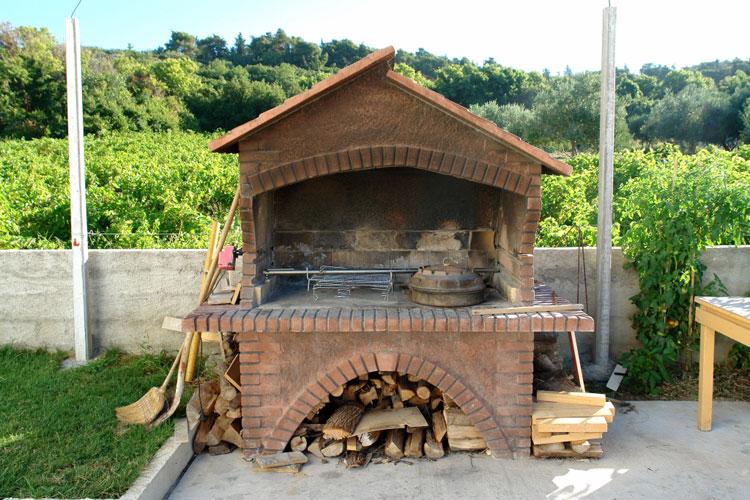 grill de gradina