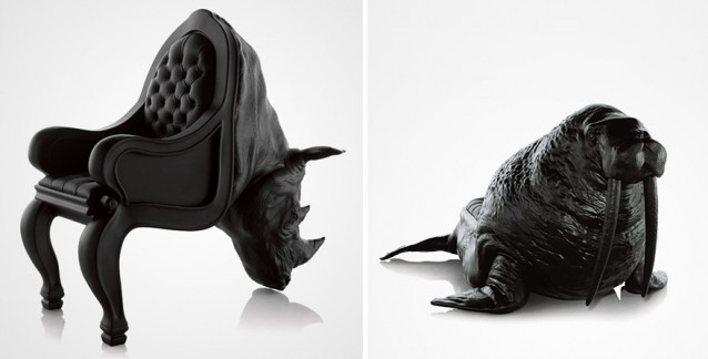 scaun morsa
