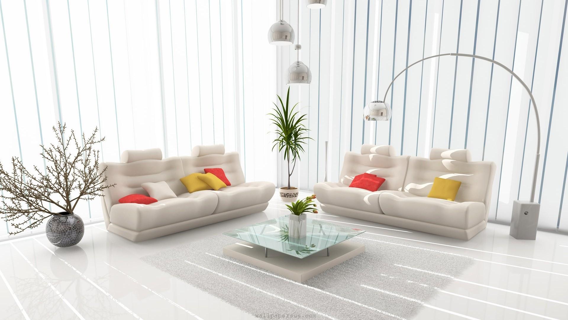 Amenajarea livingului cu flori amenajari interioare for Beautiful bedroom design hd images