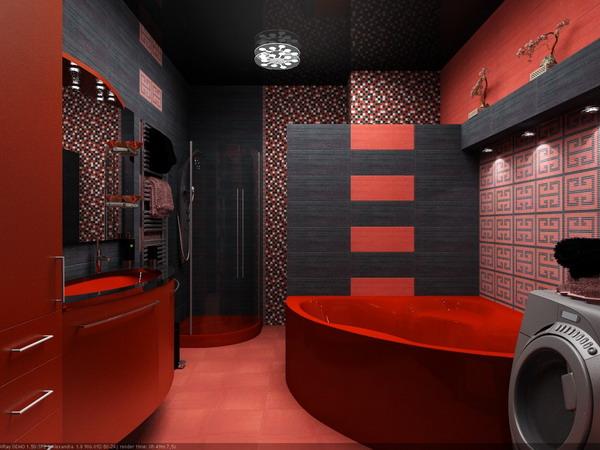 baie rosu negru