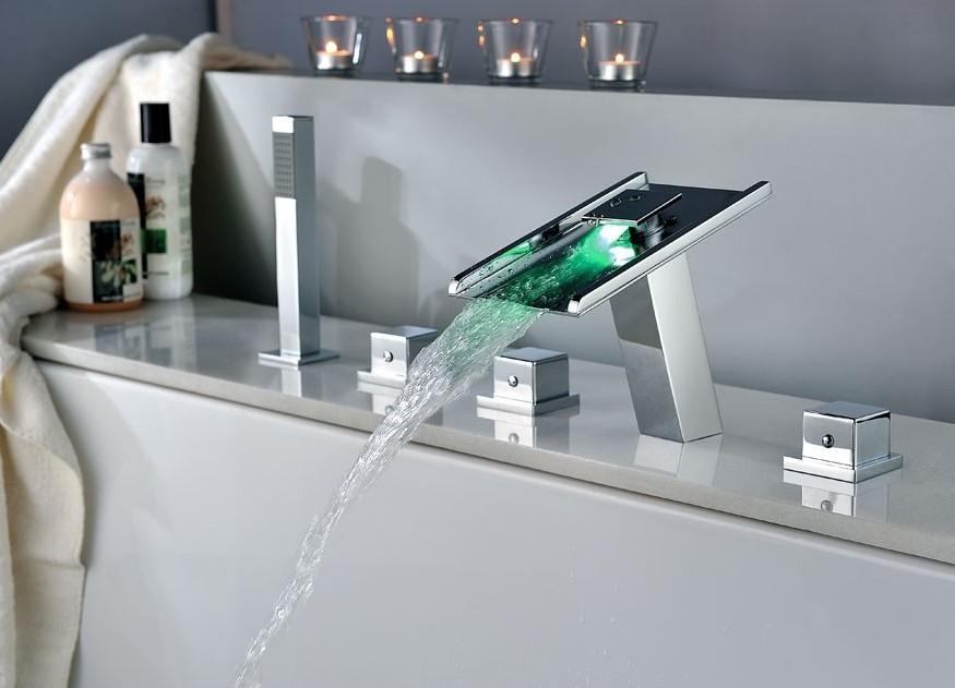 baterie pentru baie
