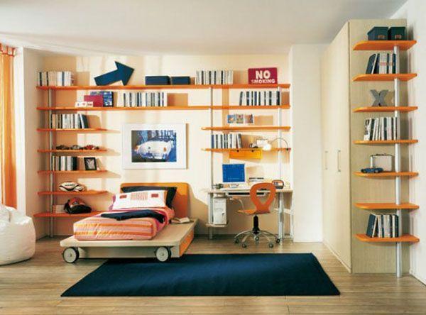 camera cu biblioteca