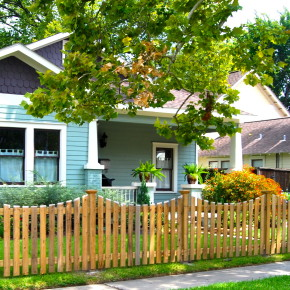 Un gard pentru fiecare casa