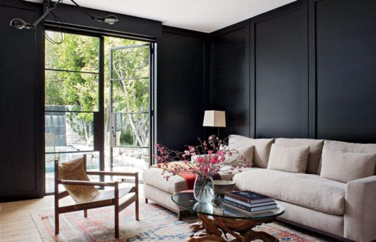 sufragerie neagra